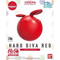 Haropla K002 Diva Red Haro