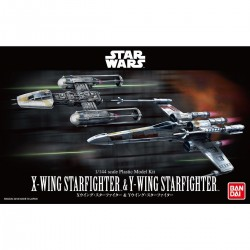 1/144 SW4 X-Wing Starfighter &...