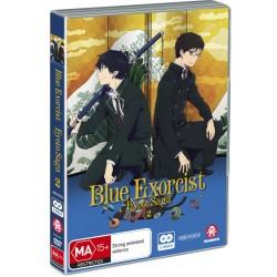 Blue Exorcist Kyoto Saga V02 DVD...
