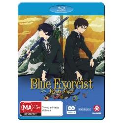Blue Exorcist Kyoto Saga V02...