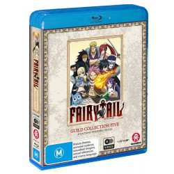 Fairy Tail Guild Collection 5...