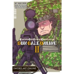 Sword Art Online Alternative GGO...