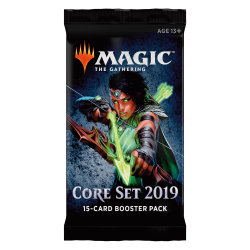 MTG Core 2019 Booster Magic the...