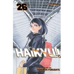 Haikyu!! V26