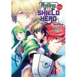 Rising of the Shield Hero Manga V09