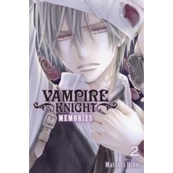 Vampire Knight Memories V02