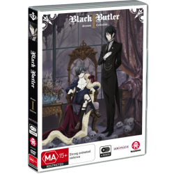 Black Butler Season 1 DVD