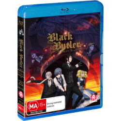 Black Butler Movie Blu-ray Book...