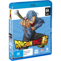 Dragon Ball Super Part 4 Blu-ray...