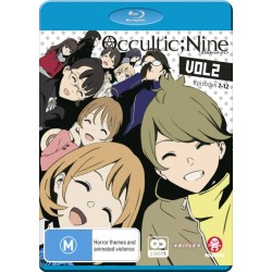 Occultic Nine V02 Blu-ray Eps...