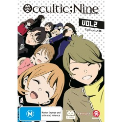 Occultic Nine V02 DVD Eps 7-12