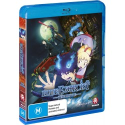 Blue Exorcist the Movie Blu-ray