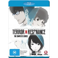 Terror in Resonance Blu-ray...