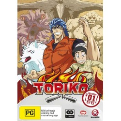 Toriko Collection 1 DVD