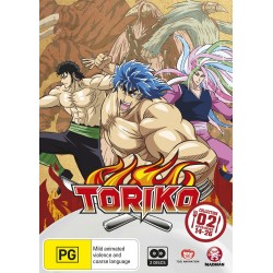 Toriko Collection 2 DVD