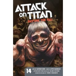 Attack on Titan Before the Fall V14