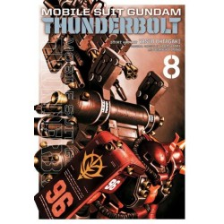Mobile Suit Gundam Thunderbolt V08