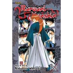 Rurouni Kenshin 3-in-1 V03