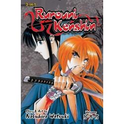 Rurouni Kenshin 3-in-1 V05