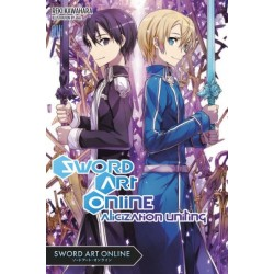 Sword Art Online Novel 14...