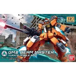 1/144 HG GBD K002 GM III Beam Master