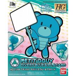 Petit Bearguy K19 Divers Blue &...