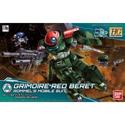 1/144 HG GBD K003 Grimoire Red Beret