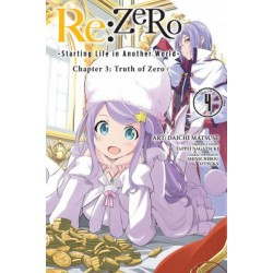 Re:Zero CH03 V04 Truth of Zero Manga