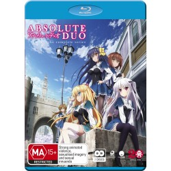 Absolute Duo Blu-ray Complete Series