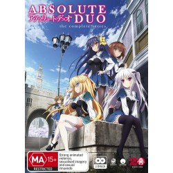 Absolute Duo DVD Complete Series