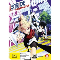 Prince of Stride Alternative DVD...