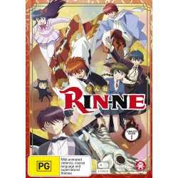 Rin-Ne Complete Season 1 DVD...