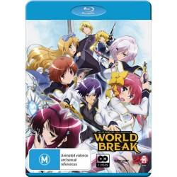 World Break Aria Blu-ray Complete...