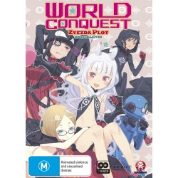 World Conquest Zvezda Plot DVD...