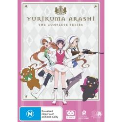 Yurikuma Arashi DVD Complete Series