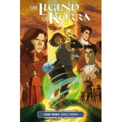 Avatar the Legend of Korra Turf...