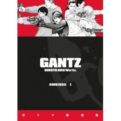 Gantz Omnibus V01