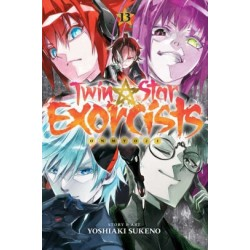 Twin Star Exorcists V13