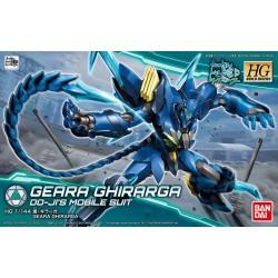 1/144 HG GBD K007 Geara Ghirarga