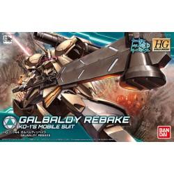 1/144 HG GBD K010 Galbaldy Rebake