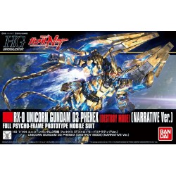 1/144 HG UC K213 Unicorn Gundam...