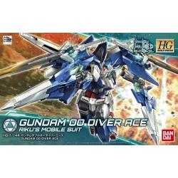 1/144 HG GBD K009 Gundam 00 Diver...