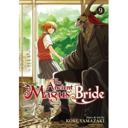 Ancient Magus' Bride V09