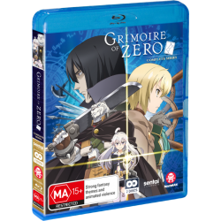 Grimoire of Zero Blu-ray Complete...