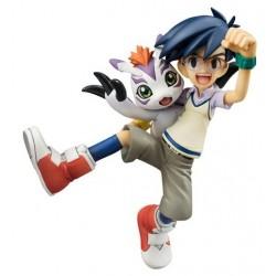 Digimon Joe Kido & Gomamon GEM...