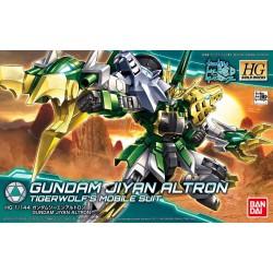 1/144 HG GBD K011 Gundam Jiyan...
