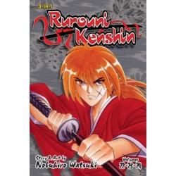 Rurouni Kenshin 3-in-1 V08