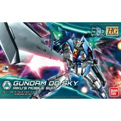 1/144 HG GBD K014 Gundam 00 Sky