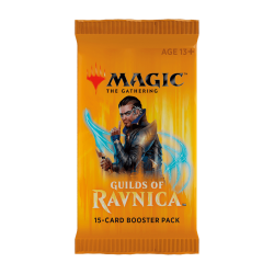 MTG Guilds of Ravnica Booster...