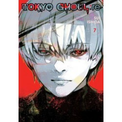 Tokyo Ghoul:Re V07